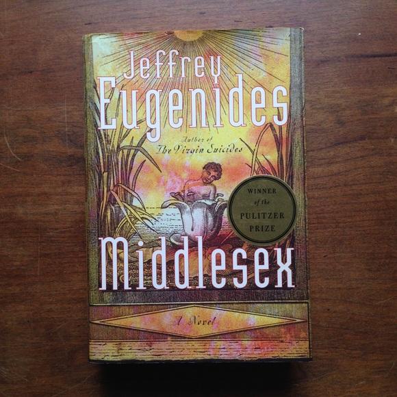 """Vintage Other - Jeffrey Eugenides """"Middlesex"""""""